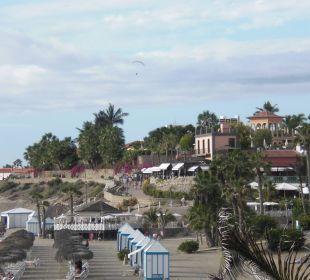 Der schöne Strand Gran Tacande Wellness & Relax Costa Adeje