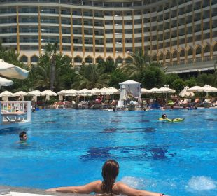 Poolaussicht vom Pool 2 Hotel Delphin Imperial