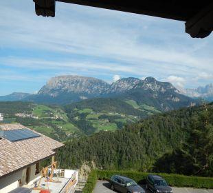Vom Balkon Hotel Steineggerhof