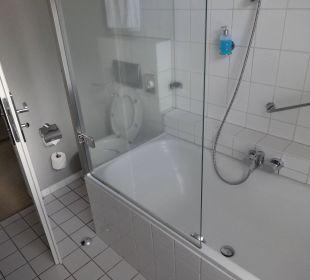 Bad  im Zimmer 223 Romantik Hotel Bergström