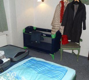 """2. Zimmer der """" Juniorsuite""""  Hotel Villa Alice"""