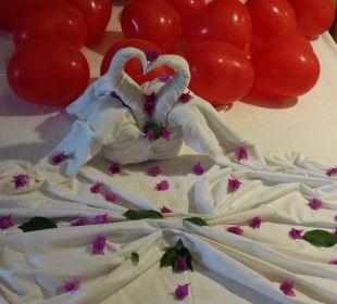 Überraschung zum Hochzeitstag Belek Beach Resort Hotel