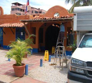 Eingangsbereich Hotel Hotel Costa Linda