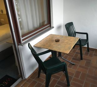 Balkon Faxe Schwarzwälder Hof Waldulm