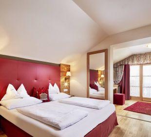 Doppelzimmer Stella Alpina Hotel Quelle Nature Spa Resort