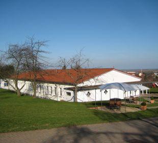 """""""Qbar"""" und Seminarräume Berghotel Ilsenburg"""
