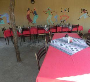 Restaurant-Tische Etosha Safari Camp