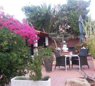 Garten  Hotel Casa Pepe