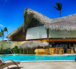 Clubpool mit Bar VIK Hotel Cayena Beach Club