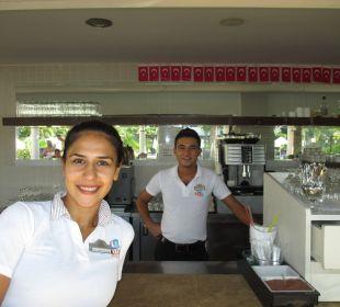 Poolbar Layla und Halil Sunis Hotel Evren Beach Resort & Spa