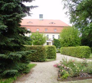 Der Barockgarten Hotel Schloss Schweinsburg