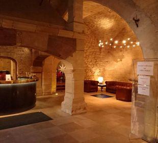 Eingang Hotel Schloss Waldeck