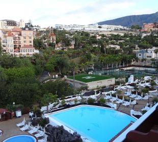 Hier kann man den beheizten Pool sehen Gran Tacande Wellness & Relax Costa Adeje
