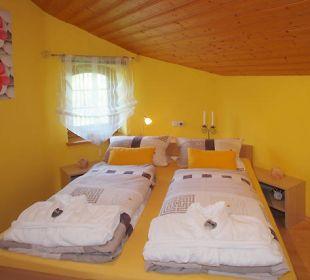 Schlafzimmer Wohlfühl-Ferienwohnung Fritz Bodenmais