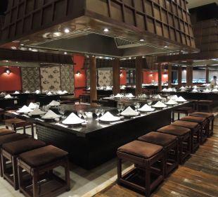 Japanische Restaurant IBEROSTAR Hotel Bahia