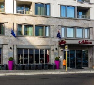 Hotel und  Alto Bar & Restaurant Adina Apartment Hotel Berlin Hackescher Markt