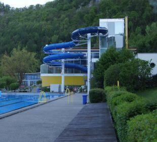 Wasserrutsche im Innenbereich Val Blu Resort Spa & Sports