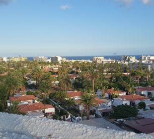 Blick vom Dach (Rondo) Hotel Miraflor Suites