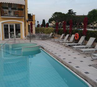 Pool geschlossen Hotel Sirmione e Promessi Sposi
