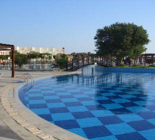 Warmwasser Pool