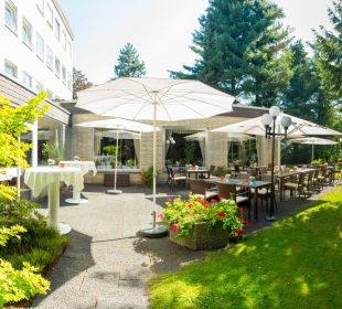 Gartenanlage Hotel Gronauer Tannenhof