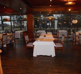 Das Restaurant Strandhotel Heringsdorf