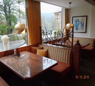 Restaurantteil Romantischer Winkel SPA & Wellness Resort