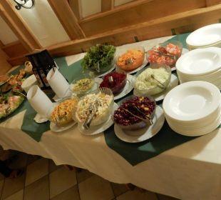 Salat-Buffet Hotel Kehlbachwirt