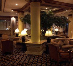 Lobby Hotel Wiang Inn