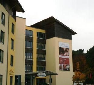 Vorderfront - Eingang Casa Familia