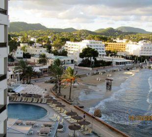 Pool und Meer Intertur Hotel Hawaii Ibiza
