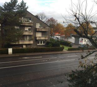 Ausblick aus Zimmer 58 Hotel Gronauer Tannenhof