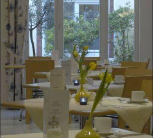 Frühstücksraum Astor und Aparthotel