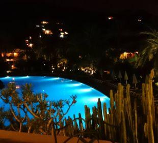 Blick von der Restaurantterrasse Hotel Hacienda San Jorge