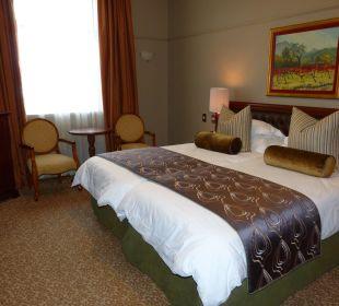 Zimmereinrichtung Hotel Winchester Mansions