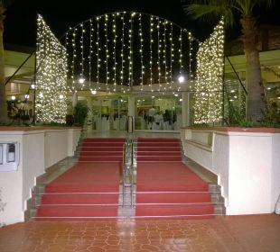 Gala Abend Hauprestaurant Club Aldiana Side (Vorgänger-Hotel – existiert nicht mehr)
