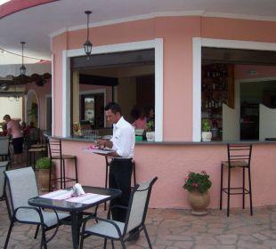 Empfang und Bar Hotel Corfu Pelagos