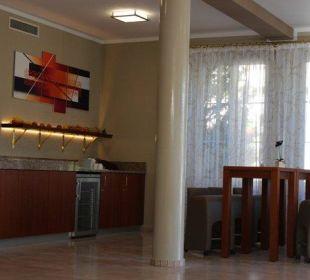 Pausen - Lobby - Seminarbereich  Hotel Schloss Döttingen