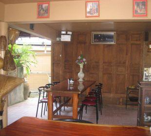 Im Restaurant  Ruean Thai Hotel