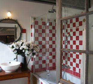 Salle de bains Cerisier B&B Aux Rives de Honfleur