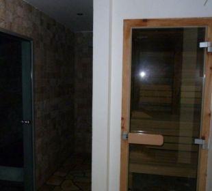 Saunabereich Biovita Hotel Alpi