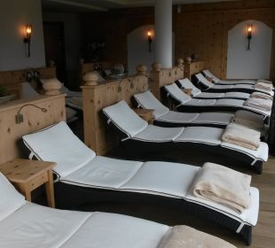 Saunalandschaft Hotel Sulfner