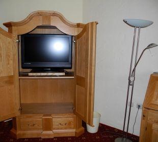 Fernsehschrank Vital Hotel Zum Ritter