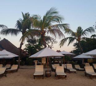 Die Liegen COOEE Bali Reef Resort