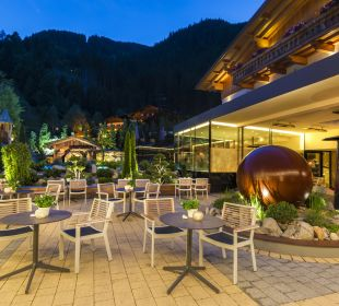 Gartenanlage Hotel Quelle Nature Spa Resort
