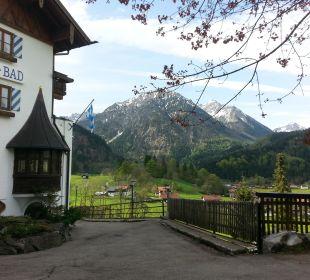 Frontansicht Hotel Prinz - Luitpold - Bad