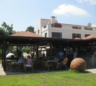Snackbar Hotel Mimosa Beach