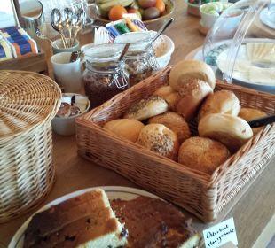 Frühstück - besser geht nicht Landhaus Meine Auszeit