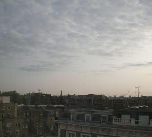 Über den Dächern von London K+K Hotel George