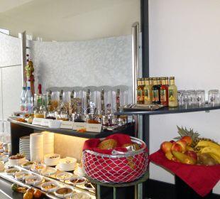 Frühstücksbüffet AltstadtHotel an der Werra